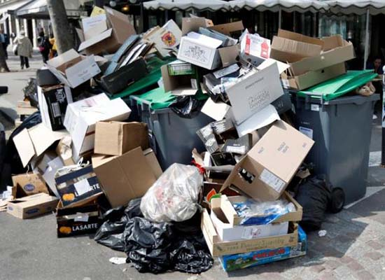 Waste Disposal - Oldham - Lancashire - Manchester - North West