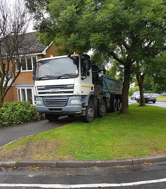 Site Clearance - Oldham - Lancashire - Manchester - North West
